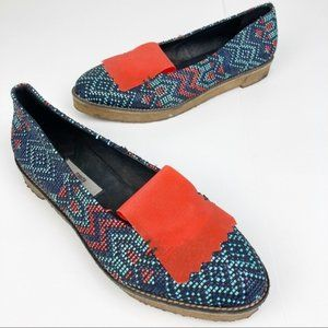 Miista London Loafers Sz 39